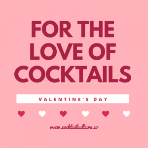 Valentine's Day Cocktail Class in Philadelphia